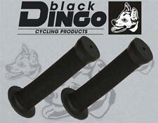 1 Paar Black Dingo BMX Fahrrad Griffe 130mm Lenkergriffe Set Griff schwarz Dirt