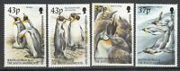 Falkland - South Georgia Mail Yvert 322/5 MNH Fauna. Birds