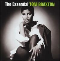 TONI BRAXTON (2 CD) THE ESSENTIAL ~ GREATEST HITS / BEST OF ~ 90's R&B *NEW*