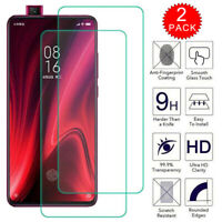 For Huawei Honor 9X / 9X Pro - Clear HD Tempered Glass Screen Protector [2-PACK]