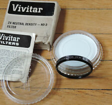 52 mm Filtre « Natural Density » Vivitar ND 2x