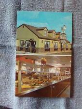 Vintage Postcard Pennsylvania Lancaster County Farm Diner, Elizabethtown