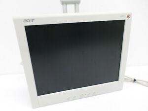 "15"" Acer AL511 1024 x 768 75 Hz 350:1 VGA LCD Monitor ET.51102.067 w/ Wallmount"