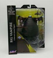 Nightmare Before Christmas Big Vampire Diamond Select Series 7 Brand New in Box