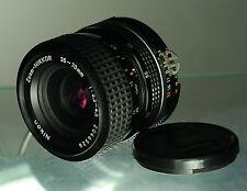 Nikon Zoom  Nikkor C Auto 43-86mm 3,5