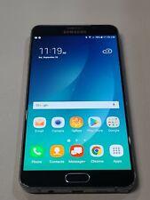 New listing Samsung Galaxy Note5 Sm-N920V, 64Gb, Unlocked, Bh-75%, Glass Cracked : Aa079