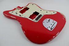 MJT Official Custom Vintage Age Nitro Guitar Body By Mark Jenny VTJ Dakota Red