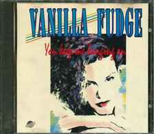 CD Vanilla Fudge - You keep me hanging on