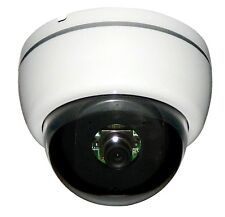 "1080P 2.1M AHD Indoor Dome cam 1/3"" Panasonic CMOS 3.6mm lens ICR UTC 12VDC"