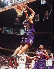 Vince Carter autographed 8x10 Toronto Raptors Free Shipping