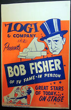 Original Zogi & Company Window Card