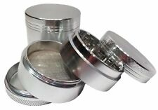 Herb Tobacco Spice Grinder Pot Smoke Herbal Cigar Hands Metal Crusher 40 Mm New