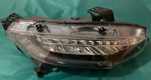 GENUINE HONDA CIVIC TYPE R  FULL LED DRIVER SIDE HEADLIGHT 2017-2018-2019-2020