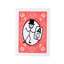 Magic prop Cartoon Deck Pack Playing Card Animation Prediction magic tricks TEVC