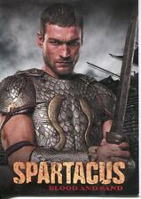 Spartacus Blood And Sand Promo Card P2