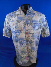 Kahala Hula Man Fish Hawaiian Island XL Extra Large
