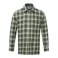 Camisas y polos de hombre de manga larga de color principal verde talla XL
