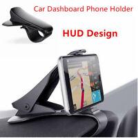 Car HUD Dashboard Mount Holder Stand Bracket For Universal Mobile Cell Phone UH