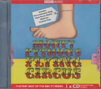Monty Python's Flying Circus Very Best Of BBC TV Series CD Audio Comedy FASTPOST