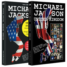 Lot 2 Books - Michael Jackson - United States / United Kingdom - Discography