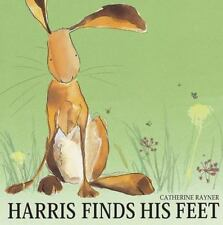 Harris Finds His Feet, Rayner, Catherine, Good Book