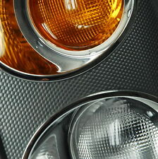 Range Rover L322 front side indicator light lamp assy nearside left corner 02-05