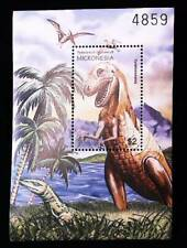 Micronesia 2001 dinosaurs , prehistoric animals