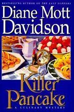 Killer Pancake by Dianne Mott Davidson Cooking Mystery for the soul $3.99