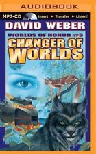 Worlds of Honor: Changer of Worlds 3 by Eric Flint and David Weber (2014, MP3...