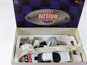 Action Platinum Series John Force NHRA Castrol 1997 Pontiac Funny Car 1:24 NIB