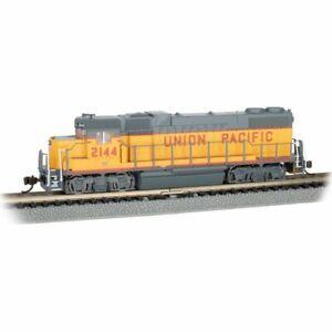 Bachmann 66854 - EMD GP38-2 w/ Dynamic Brakes w/ DCC & Sound Union Pacific (U...