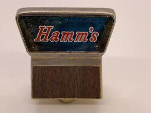 Hamms Beer Vintage Tap Handle