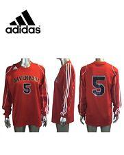Adidas Davenport Camiseta de Manga Larga / Jersey, TALLA M, Color Rojo, Mujer /