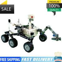 Space MOC Mars Science Laboratory Curiosity Rover MOC-0271 Building Blocks Brick