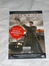 TORCHWOOD - Rare BBC America DVD Promo - ROBIN HOOD Dr Who LIFE ON MARS - Clips