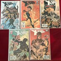 Young X-Men Comic Run 1-5 Marvel Comics - ALL NM Gemini Shipping