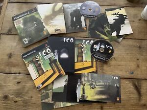 Shadow of the Colossus and ICO  PS2  Good  CONDITION (PAL)