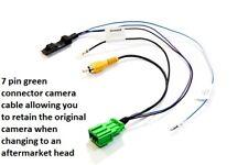 Honda CR-V Nav 2007 to 2011 7 Pin OEM Camera Retention Adapter Cable 27-229