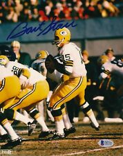 Bart Starr Packers SB I II HOF 1977 Autographed Signed 8x10 Photo ~ BAS Beckett