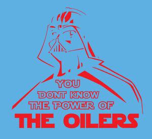 Darth Vader Houston Oilers shirt Star Wars vintage retro t-shirt Warren Moon HOU