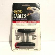 MTB Cantilever Brake Pads Kool Stop Eagle 2 All-Weather Power Stop