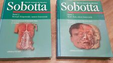 Sobotta Atlas derAnatomie des Menschen Band 1+2