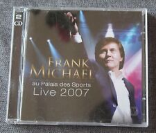 Frank Michael, au Palais des Sports live 2007, 2CD