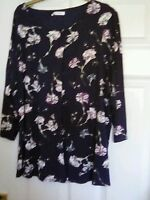 Ladies Marks & Spencer  Classic M&S Collection  top tunic size 10 Brand new tags