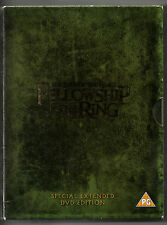 THE LORD OF THE RINGS - The Fellowship Of The Ring - Special Edition DVD Box Set