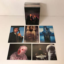 X-FILES SERIES 2 (1996) Complete Card Set GILLIAN ANDERSON 2nd SEASON Topps