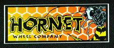 Hornet Wheel Company Logo Skateboarding Promotional Sticker