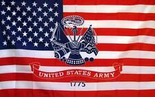 3' X 5' Usa Army polyester flag w/ grommets. Banner Sign Display