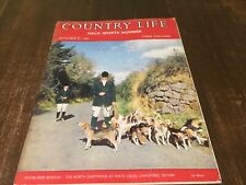 Country Life Magazine 21 September 1967 Field Sports Number