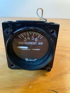 Beechcraft Instrument Air - Suction Gauge